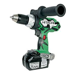 Hitachi DS18DBFL2 18 V Cordless Drill Review