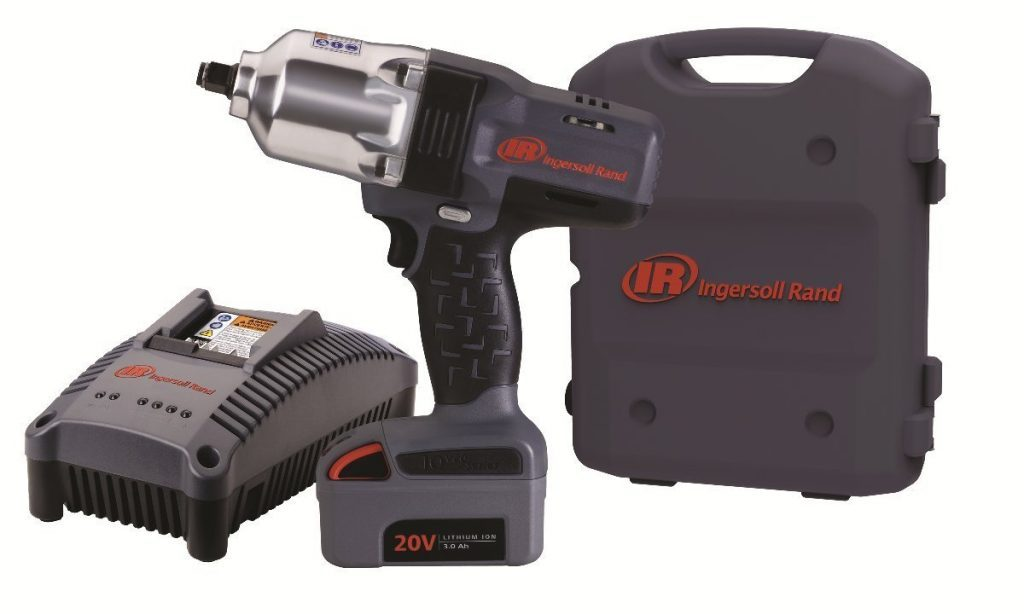 "Ingersoll Rand W7150 K1 ½"" Cordless Impact Wrench"