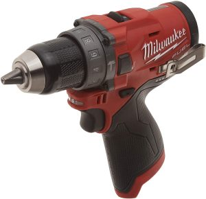 "Milwaukee Electric Tools MLW2504-20 M12 Fuel 1/2"" Hammer Drill (Bare)"